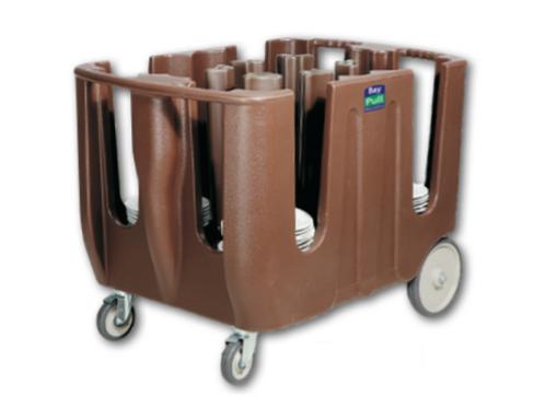 Carro para transportar platos y bandejas