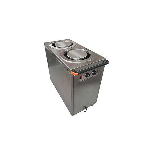Calentador de platos