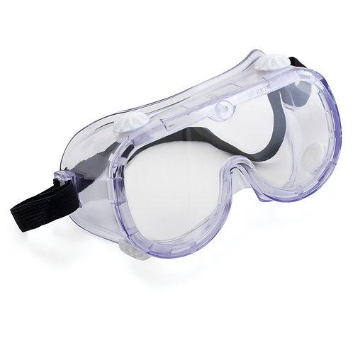 SAFETY GOGGLES CHEM. RESISTANT
