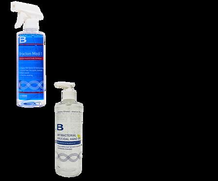 Sanitizer Mix Pack 3 - 3xSanitiser 9xMedi1
