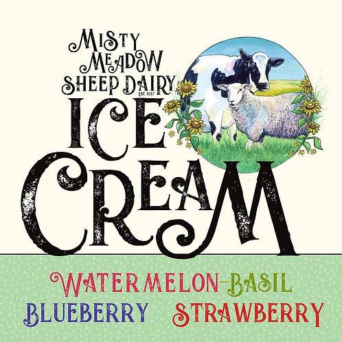 Ice Cream - Sheep & Cow