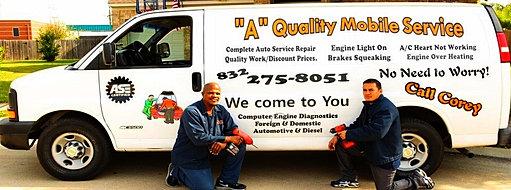 Houston mobile mechanic / Restaurant harrisburg pa