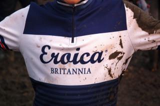 Raising money with cake at Eroica Britannia Festival