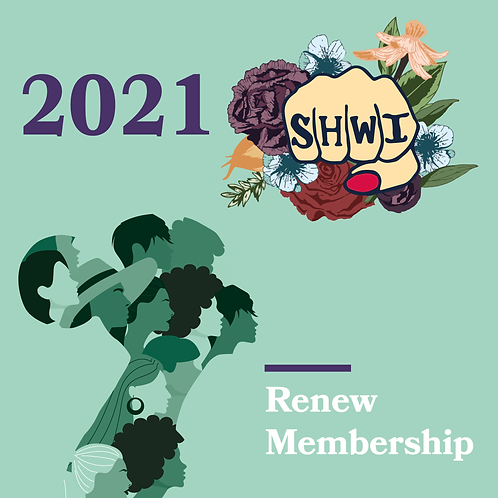 Renew Membership 2021 - (Primary WI)