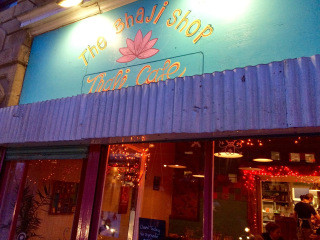 SHWI Eats – The Bhaji Shop, Thali Cafe
