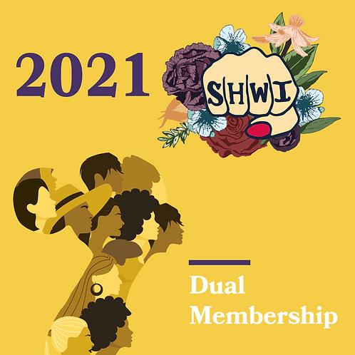 Dual Membership 2021 - (Secondary WI)