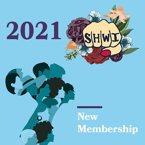 Pro Rata New Membership 2021 - (Primary WI)