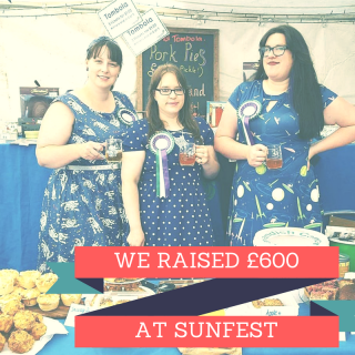 More fundraising at Sunfest
