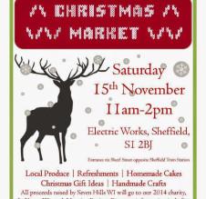 Seven Hills WI Christmas Market