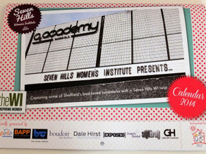 The SHWI 2014 charity calendar