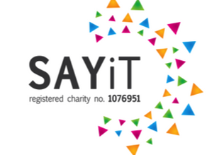 We choose SAYiT as our charity of the year