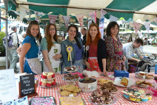 Seven Hills WI return to Sheffield Food Festival