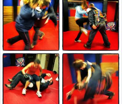 SHWI Mad Skillz kicks off with Self Defence