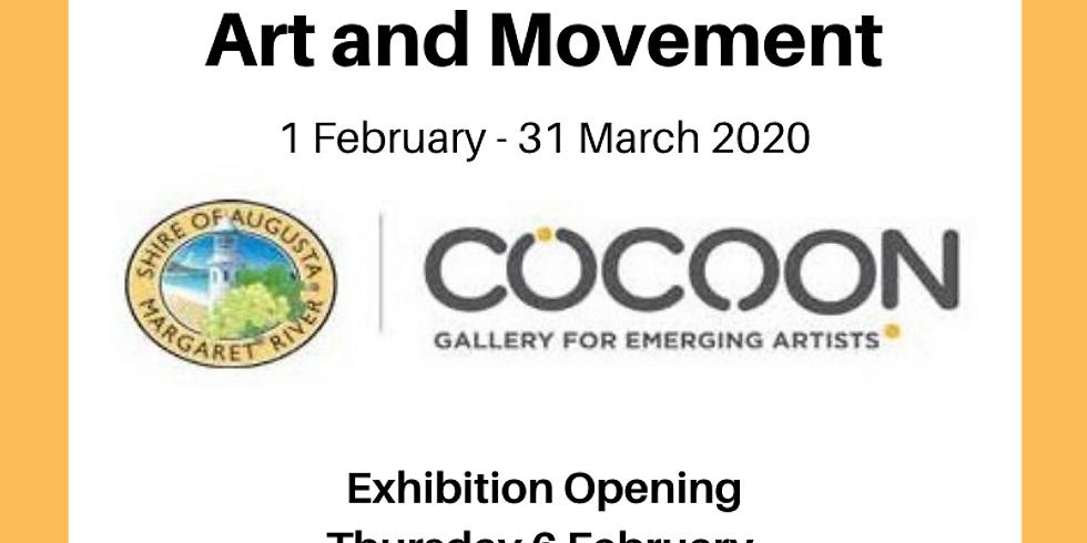 Solo Exhibition at Cocoon Gallery