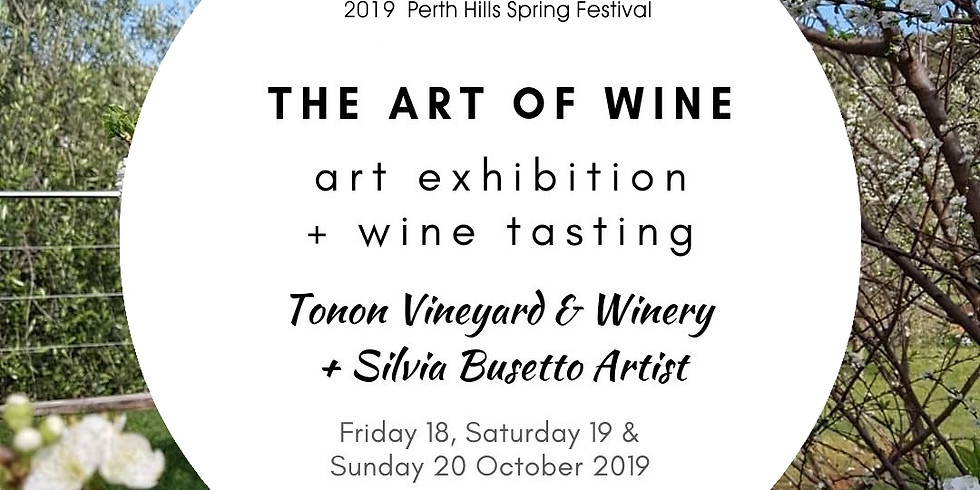 2019 PAST EVENT The Art of Wine