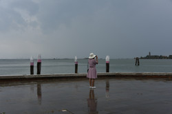 Pink & Grey Venice
