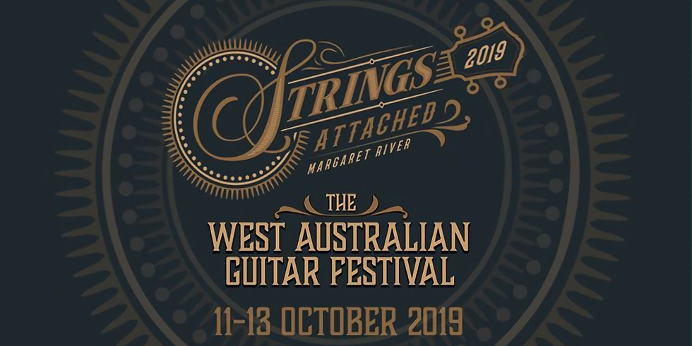 2019 PAST EVENT Strings Attached