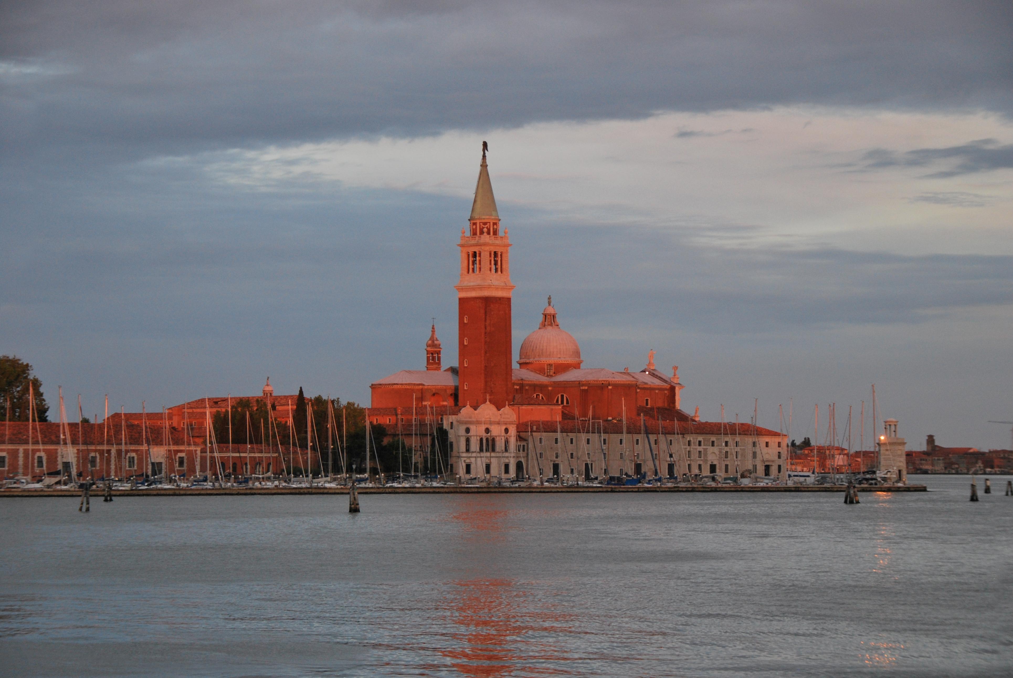 Venice in Red