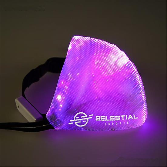 Selestial LED Mask