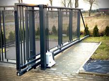 Modern Sliding Gate 2