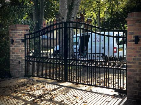 Ornamental Gate 2