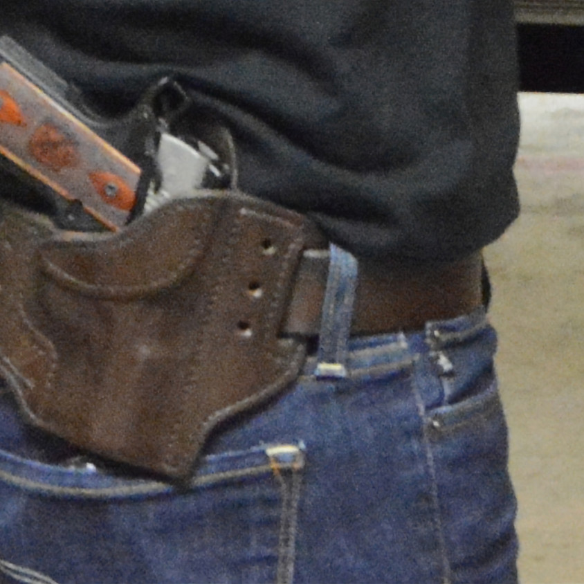 Concealed Weapons Course - Initial (2 EVENINGS)