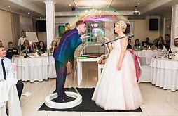 Мыльное шоу на свадьбу