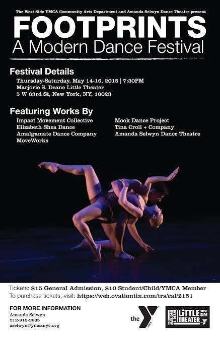 Footprints: A Modern Dance Festival