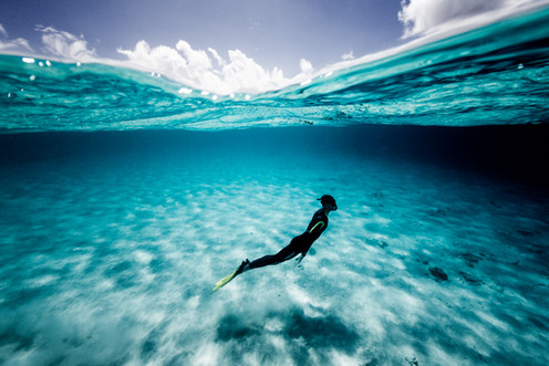 Free Diver II