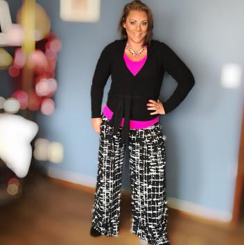 Sullivan Pants & Park Wrap