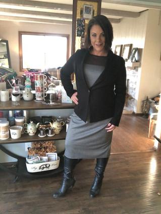 Queens Dress & West End Blazer