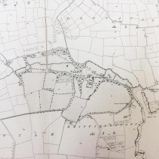 Roberts Cove 1841