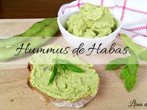 Hummus de Habas.
