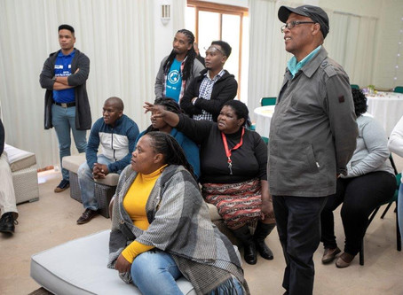 Reflections on our first YouthBank training workshop