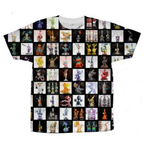 V3 Black T-Shirt