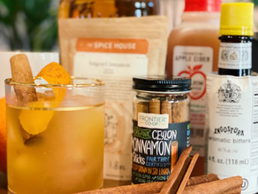 The Perfect Fall Cocktail - Featuring @DragonBarFly