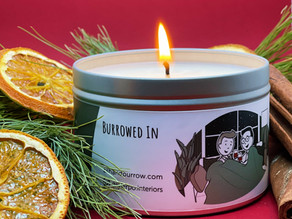 Top 5 Holiday Scents