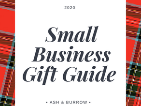 2020 Small Business Gift Guide