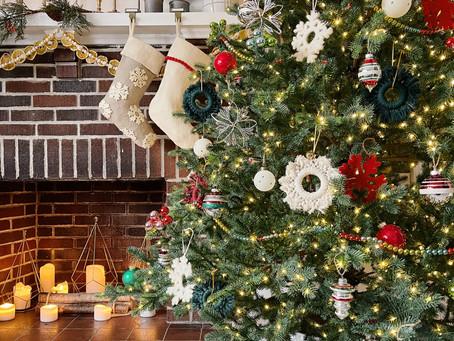 """Fool Proof"" Macrame Ornaments"