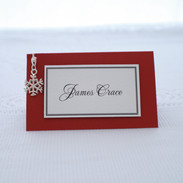 Handmade Co-ordinating Place Cards