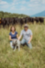 Dale and Wendy McNamar Kootenay Natural Meats Harmony Farm Lamb