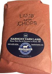 Best BC Lamb Harmony Farm Lamb