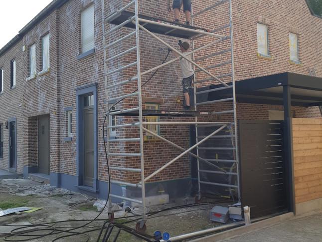 Bescherm u nieuwbouw onmiddellijk tegen mos en vervuiling