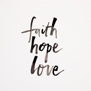 Faith: how to cultivate it?