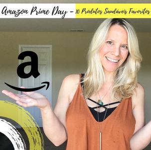 Amazon Prime Day - Meus Produtos Saudáveis Favoritos