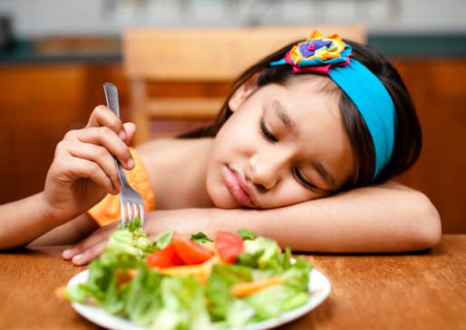 Crianças que não comem bem: o que fazer?