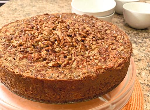 Cheesecake de Nozes