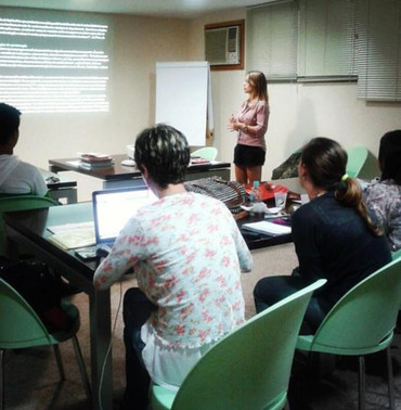 Workshops, seminars and trends research