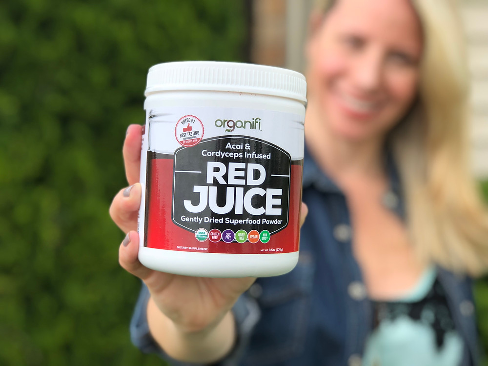 Red Juice by Organifi