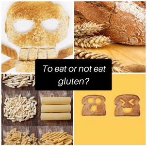 Gluten: Do you have to stop eating?